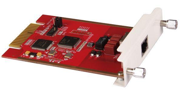 ZYCOO 1E1/T1 module with E1 or T1 interface