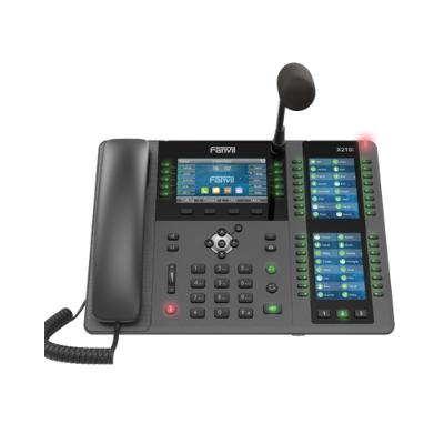 Fanvil X210i Paging Console Phone