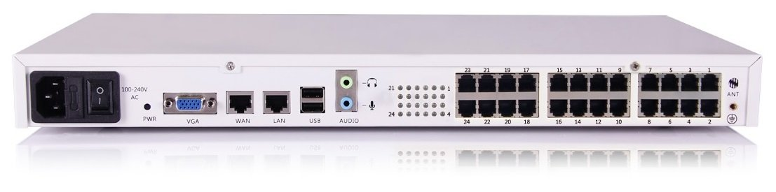 Zycoo U60 24 port