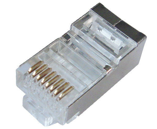 Metal Shielded RJ45 CAT5E CAT6