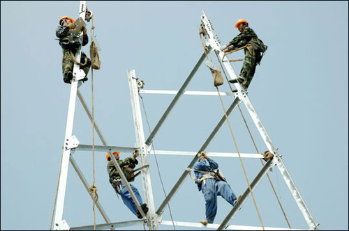 Tower Installation& Services